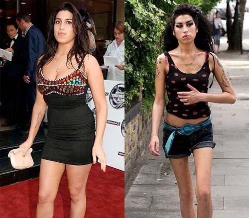 Πώς ήταν οι σταρ πριν και μετά τα drugs   imommy.gr