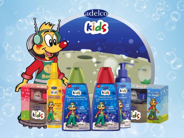 Κερδίστε 8 σετ παιδικών καλλυντικών της Adelco Kids | imommy.gr