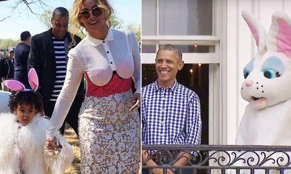 Μπιγιονσέ και Ομπάμα στο πασχαλινό πάρτι του Λευκού Οίκου! | imommy.gr