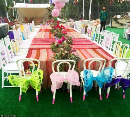 Μπιγιονσέ: Το παραμυθένιο πάρτι γενεθλίων της κόρης της! | imommy.gr