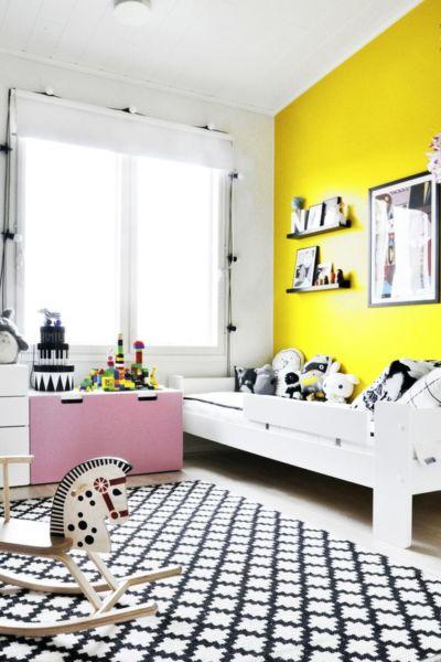 Deco: Παιδικά δωμάτια με κίτρινες πινελιές | imommy.gr