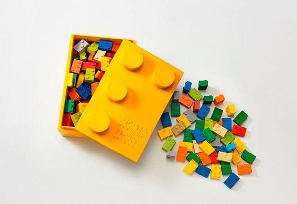 Τουβλάκια τύπου LEGO βοηθούν τυφλά παιδιά να μάθουν να διαβάζουν | imommy.gr