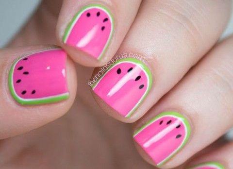 15 καλοκαιρινές nail-art ιδέες για μαμά και κόρη | imommy.gr