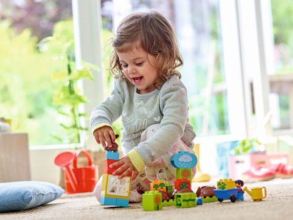 Ο πρώτος μου κήπος –  LEGO® DUPLO® | imommy.gr
