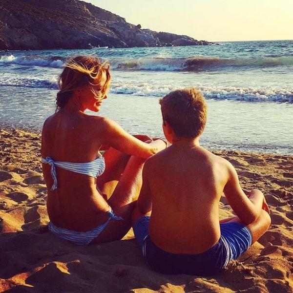 Επώνυμες Ελληνίδες με τα αξιολάτρευτα παιδιά τους στο Instagram | imommy.gr