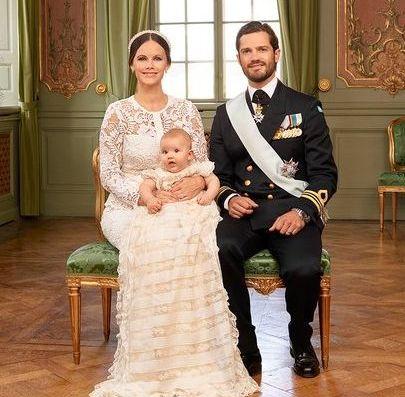 Η λαμπερή βάφτιση του πρίγκιπα Αλέξανδρου της Σουηδίας | imommy.gr