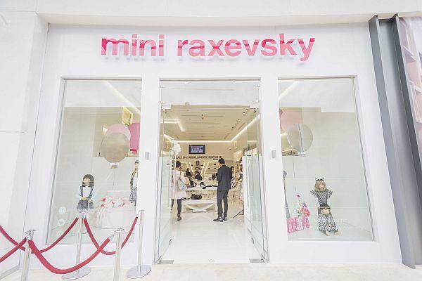 Νέο Κατάστημα Mini Raxevsky στο Μεξικό!   imommy.gr
