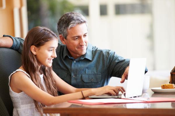 Η ζεστασιά του πατέρα επηρεάζει τις επιδόσεις των παιδιών | imommy.gr