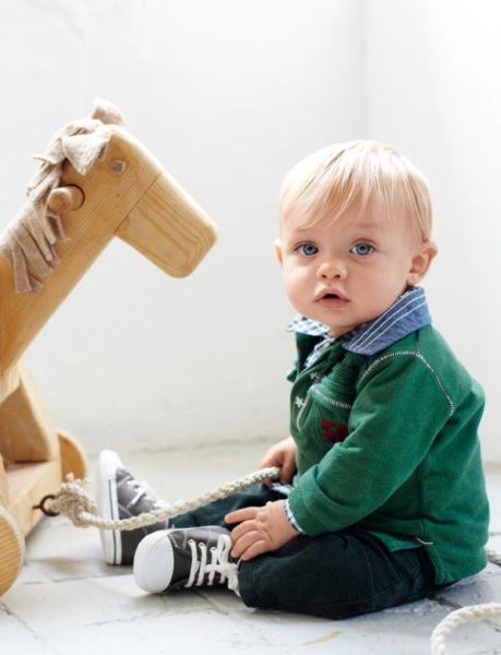 Σε ποια ηλικία μπουσουλάνε τα μωρά; | imommy.gr