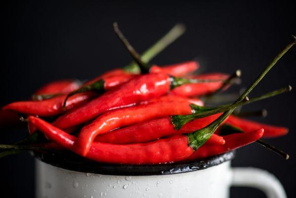 Μυστικό μακροζωίας οι  καυτερές πιπεριές | imommy.gr