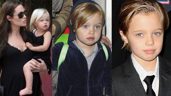 Σιλό: Η κόρη της Αντζελίνα Τζολί και του Μπρατ Πιτ που θέλει να είναι… αγόρι | imommy.gr