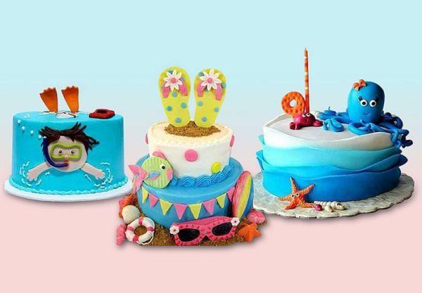 Οι 15 ωραιότερες τούρτες γενεθλίων για το καλοκαίρι | imommy.gr