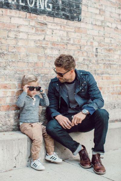 Έξι συμπεριφορές που τα παιδιά αντιγράφουν (κυρίως) από τους μπαμπάδες τους | imommy.gr