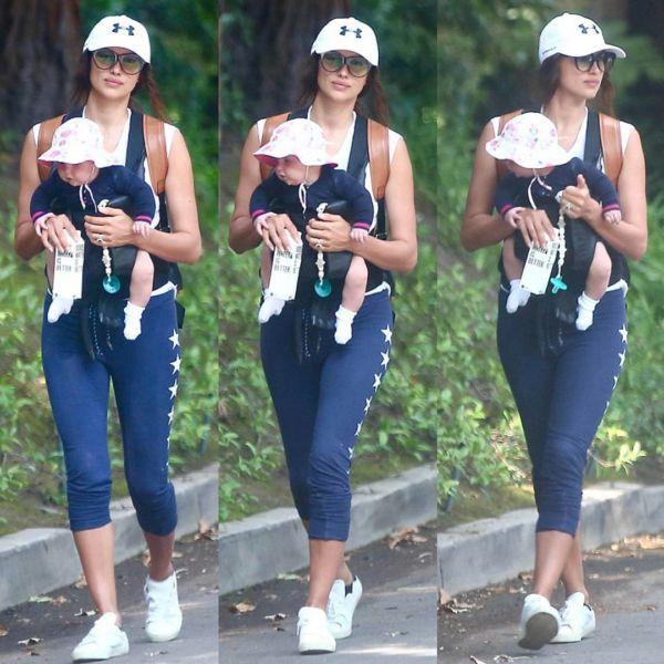Ιρίνα Σάικ-Μπράντλει Κούπερ: Η πρώτη κοινή εμφάνιση με το μωρό! | imommy.gr