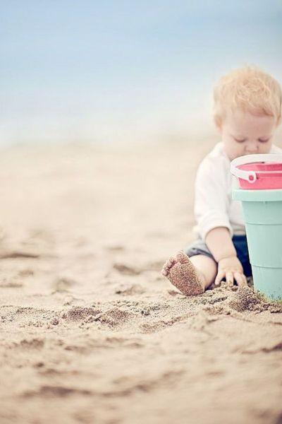 Άμμος θα πει παιχνίδι | imommy.gr