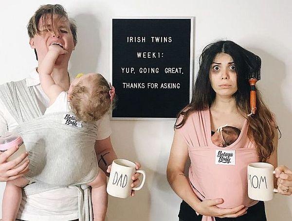 Εικόνες: Μια μαμά μας δείχνει τη ρεαλιστική πλευρά της εγκυμοσύνης και μητρότητας | imommy.gr
