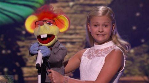Αυτή είναι η  12χρονη εγγαστρίμυθος που κέρδισε 1 εκατ. δολάρια στο «Αμερική έχεις ταλέντο» (βίντεο)   imommy.gr