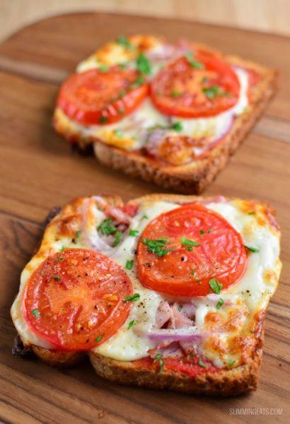 Η πιο εύκολη πίτσα με ψωμί του τοστ! | imommy.gr