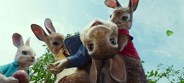 Το αποκλειστικό trailer της νέας ταινίας Peter Rabbit   imommy.gr