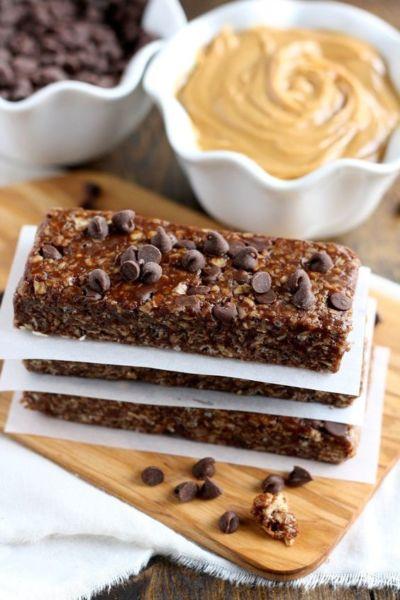 Σοκολατένιες μπάρες δημητριακών σε 5′! | imommy.gr
