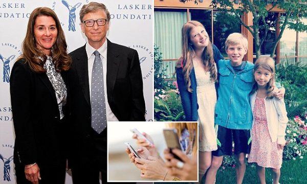 Γιατί ο Μπιλ Γκέιτς απαγορεύει στα παιδιά του να έχουν κινητό! | imommy.gr