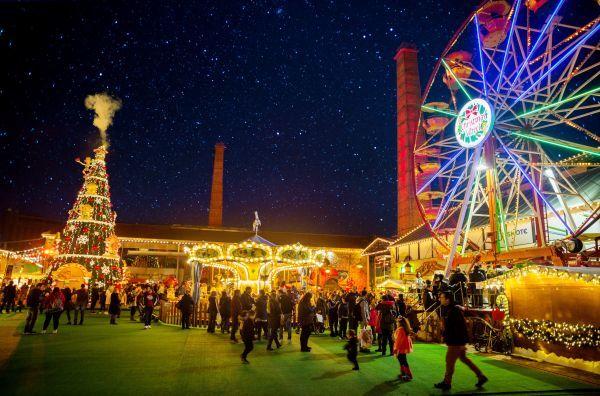 Κερδίστε 15 διπλές προσκλήσεις για τα εγκαίνια του Christmas Factory | imommy.gr