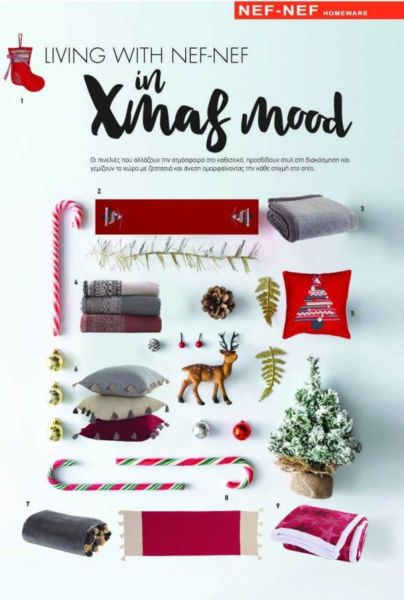 Living With Nef-Nef in Xmas Mood | imommy.gr