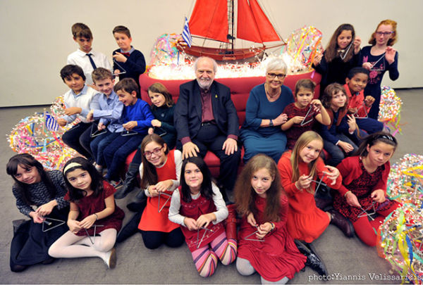 Τα Κάλαντα του Γιάννη Μαρκόπουλου στο Μέγαρο Μουσικής | imommy.gr