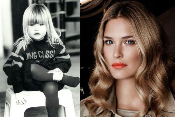 Δείτε πως ήταν τα top models στην παιδική τους ηλικία   imommy.gr