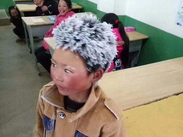 Ο μαθητής που περπατάει κάθε μέρα μία ώρα στους -9 βαθμούς για να πάει στο σχολείο | imommy.gr