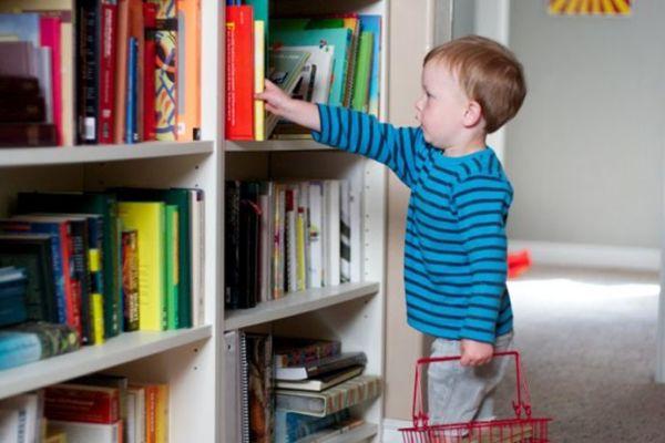 Η πρώτη βρεφική – νηπιακή βιβλιοθήκη στην Ελλάδα! | imommy.gr
