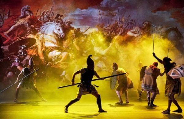 Κερδίστε 15 διπλές προσκλήσεις για την παράσταση Μέγας Αλέξανδρος | imommy.gr