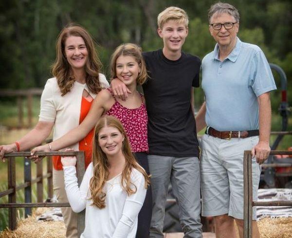 Μπιλ Γκέιτς:»Δεν θα αφήσω ούτε cent από την περιουσία μου στα παιδιά μου» | imommy.gr