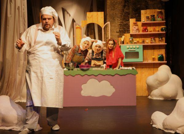 «Μια ζαχαρένια συνταγή» στο Θέατρο Φούρνος | imommy.gr