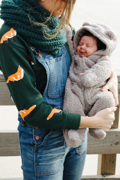 Γιατί κρατάμε αγκαλιά το μωρό από την αριστερή πλευρά; | imommy.gr