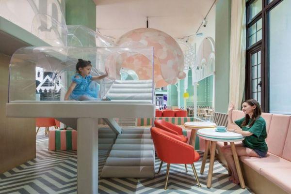 Αυτό είναι το πιο εντυπωσιακό και kids friendly εστιατόριο στον κόσμο | imommy.gr