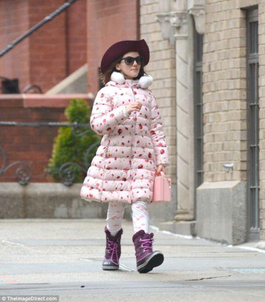 Είναι η κόρη του Τομ Κρούζ το πιο κακοντυμένο παιδί του Χόλιγουντ; | imommy.gr