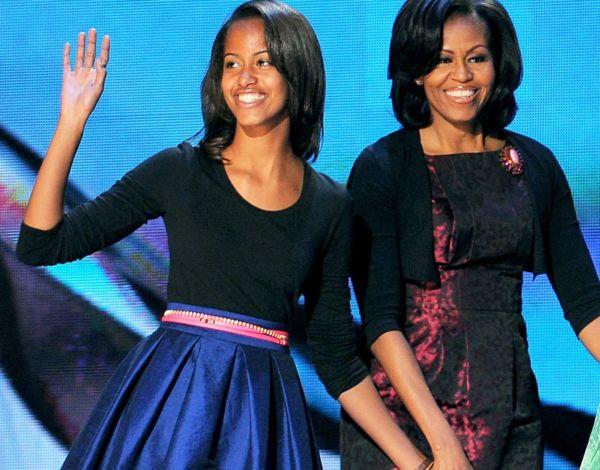Τι συμβουλή έδωσε η Μισέλ Ομπάμα στην 19χρονη κόρη της Μάλια; | imommy.gr