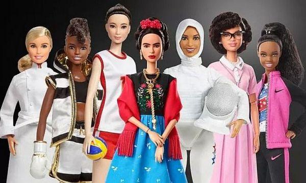 H Φρίντα Κάλο και άλλες γυναίκες που έγραψαν ιστορία, γίνονται κούκλες Barbie | imommy.gr