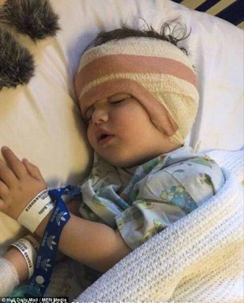 Αυτό το παιδί σώθηκε από το ένστικτο της μητέρας του | imommy.gr