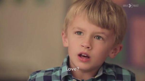 Βίντεο:  Πως αντιλαμβάνονται τα παιδιά την αγάπη; | imommy.gr
