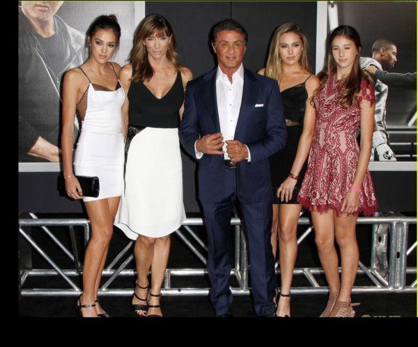Οι κόρες του Σιλβέστερ Σταλόνε είναι καλλονές!   imommy.gr