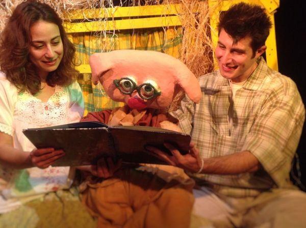 Θέατρο Κούκλας στο χώρο Τέχνης Ασωμάτων | imommy.gr