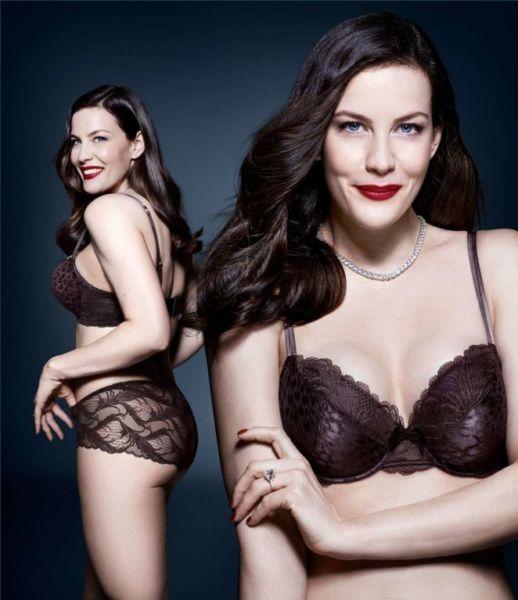 Η Λιβ Τάιλερ πιο σέξυ από ποτέ, ποζάρει για μεγάλη καμπάνια για εσώρουχα | imommy.gr