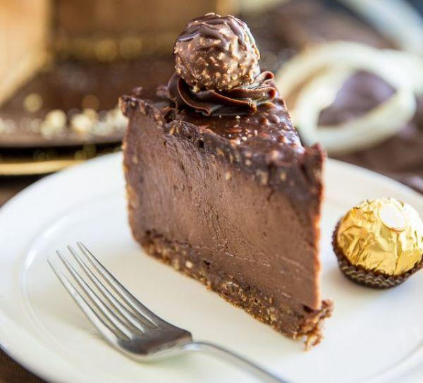 Λαχταριστή σοκολατένια τούρτα ψυγείου | imommy.gr