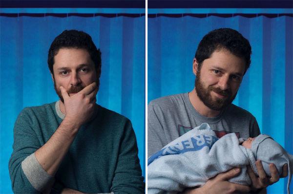 Άντρες… πριν και μετά τον τοκετό | imommy.gr