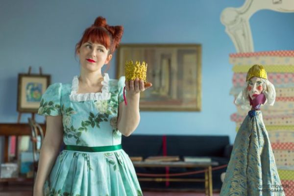 «Η πριγκίπισσα και το μπιζέλι» στην Οικία Κατακουζηνού | imommy.gr