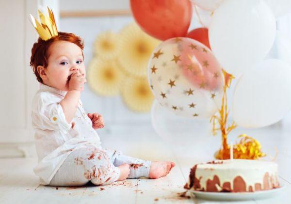 Φανταστικές ιδέες για φωτογράφιση στα πρώτα γενέθλια του μωρού σας | imommy.gr
