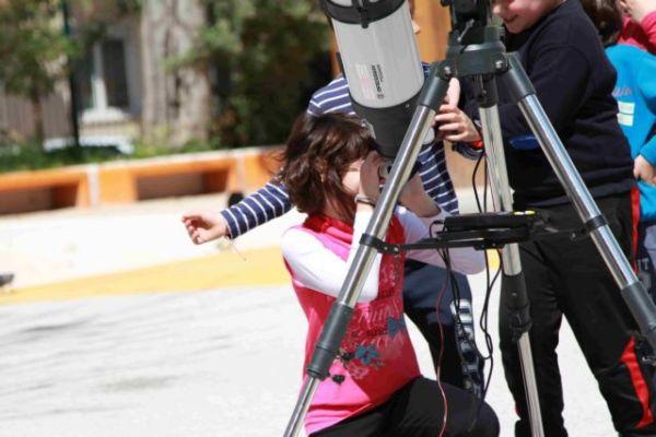 Εβδομάδα Αστρονομίας στα Ανοιχτά Σχολεία του δήμου Αθηναίων | imommy.gr