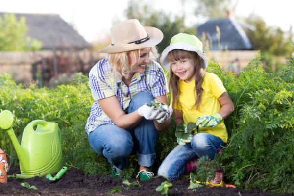 Φτιάξτε έναν κήπο μαζί με τα παιδιά σας | imommy.gr
